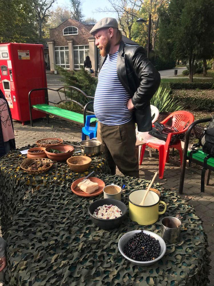 Блюда партизанской кухни мог попробовать каждый