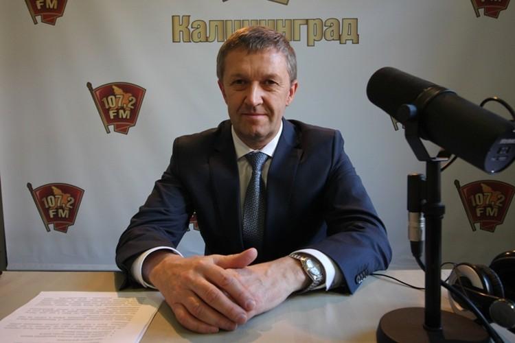 Сергей Абросимов.