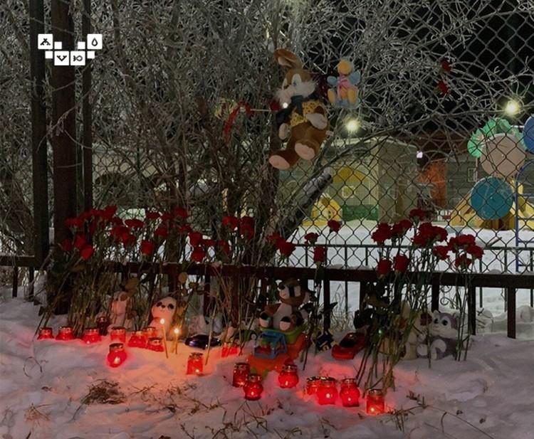 Трагедия задела всех горожан Фото: vk.com/okrugodnakomanda