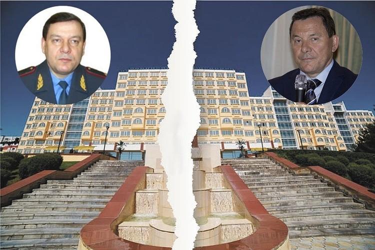 В последние годы подозреваемый был известен как директор крупнейшего в регионе санатория «Солнечный»