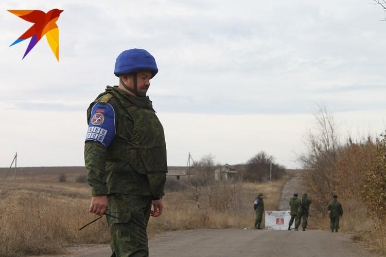 Разведение в Петровском было сорвано украинской стороной