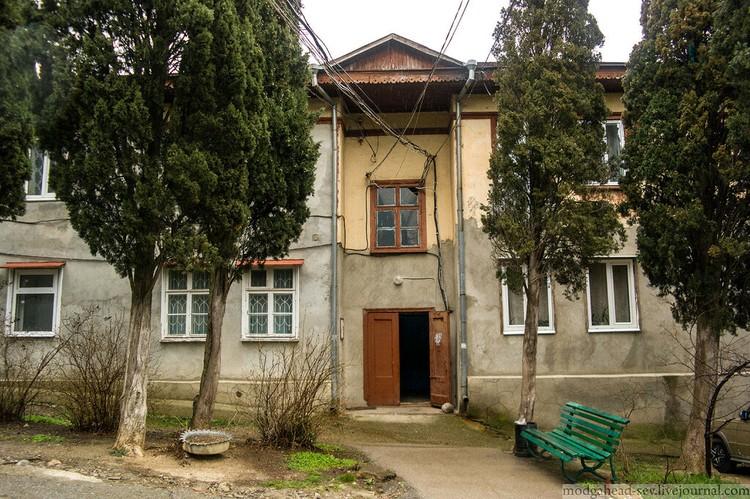 Домики в поселке. Фото: modgahead_sev / Livejournal
