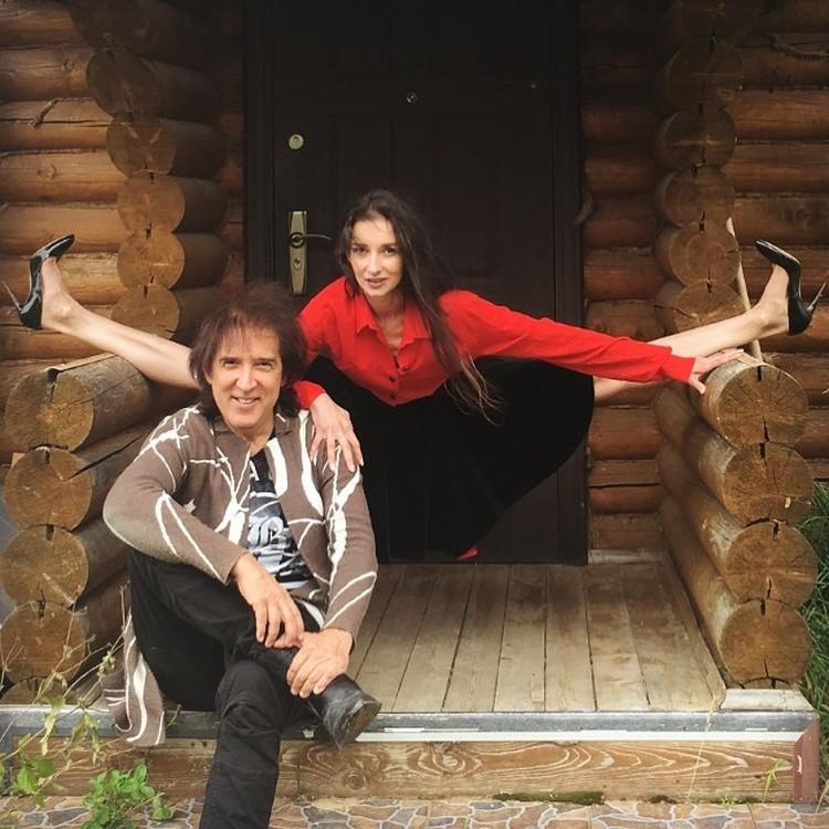 Дочь артиста Екатерина балерина. Фото: личная страница в Instagram Кая Метова