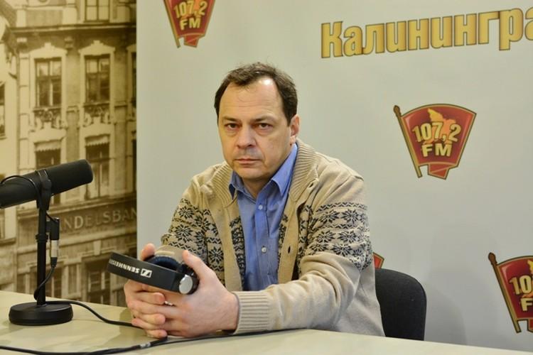 Адвокат Дмитрий Новиков.