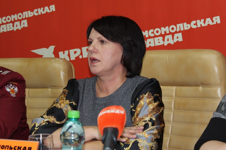 Елена Русяева