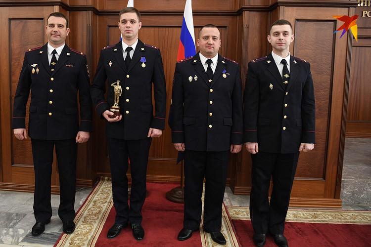 МВД и «Комсомольская правда» определили победителей уже 9-го ежегодного конкурса на лучшего участкового уполномоченного полиции страны