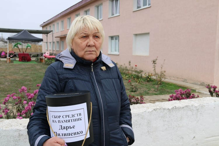 В Кропоткино собирают деньги на памятник.