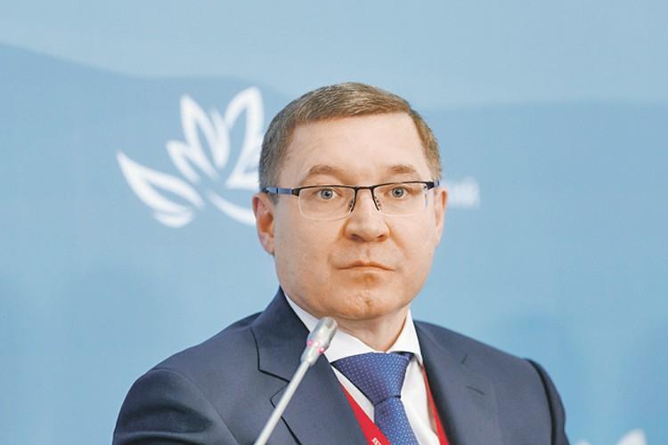 Министр строительства и жилищно-коммунального хозяйства Российской Федерации Владимир Якушев. Фото: Минстрой России.