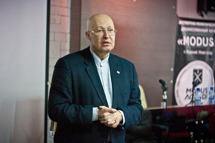 Валерий Соловей.