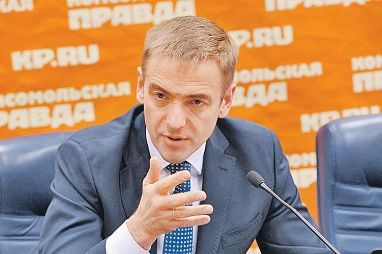 Виктор Евтухов, Статс-секретарь - заместитель Министра промышленности и торговли РФ