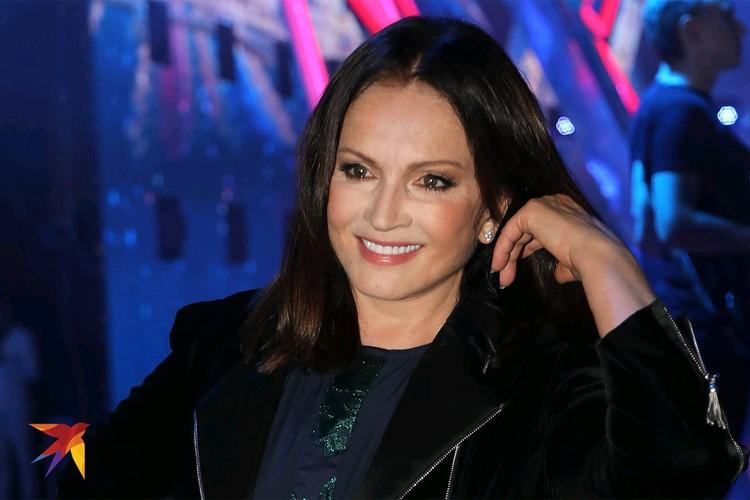 Певица София Ротару.