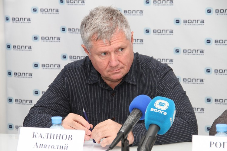 У нас есть понимание, что будет завтра и даже послезавтра, - Анатолий Калинов