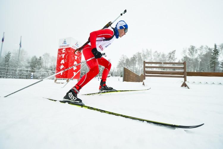 """Спортивные объекты """"Белокурихи-2"""" отлично подходят для тренировок наших олимпийцев. Фото предоставлено пресс-службой правительства Алтайского края."""