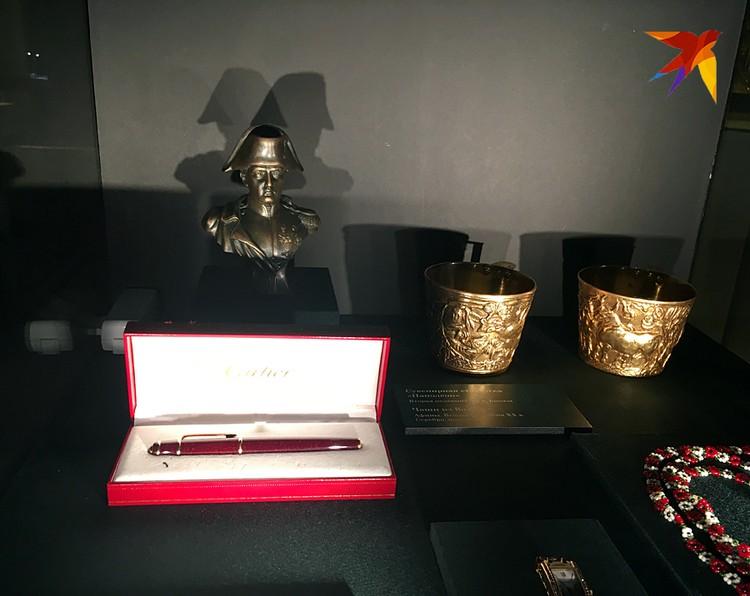 Зыкина увлекалась французским императором, собирала вещицы, имеющие отношение к нему