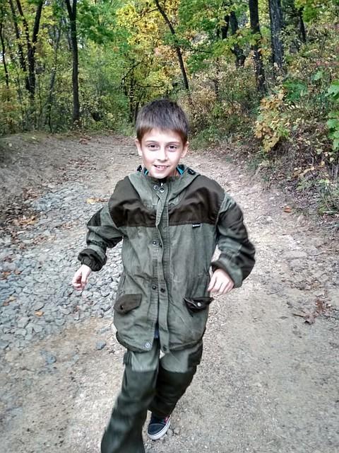 """Скромный мальчик даже не стал никому в школе рассказывать о своем поступке, говорит: """"А зачем хвастаться?"""" Фото: Предоставлено героем публикации"""