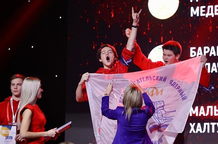 Фото предоставлено пресс-службой WorldSkills Russia