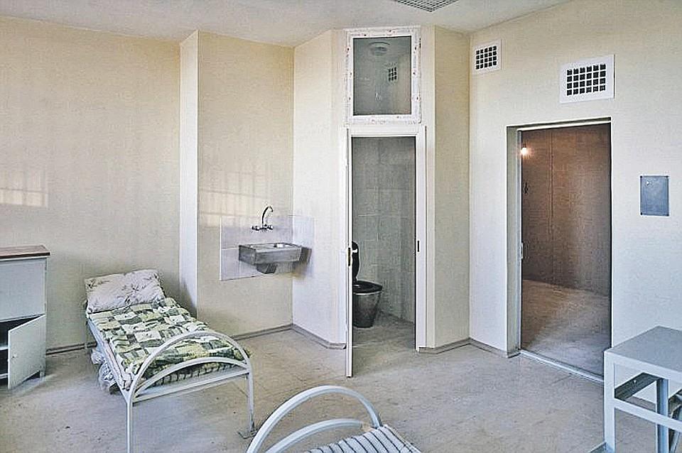 Доцент сидел в двухместной камере площадью 14 кв. метров. Фото: СОЦСЕТИ