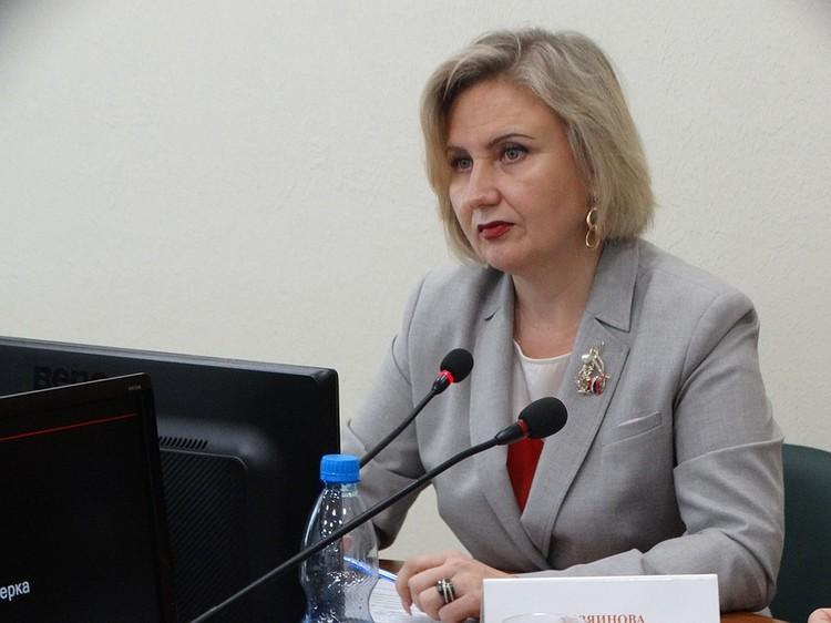 Наталья Хозяинова