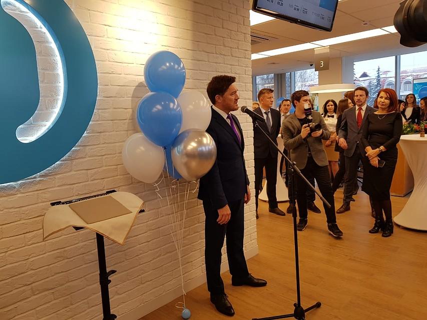 Поздравление на открытие офиса банках
