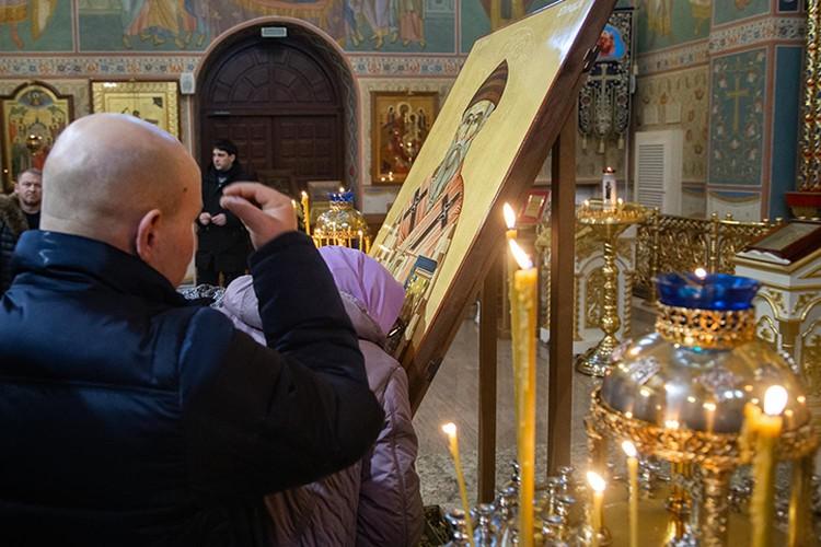 Новые иконы появляются в храмах благодаря помощи меценатов. Фото: Красноярская епархия