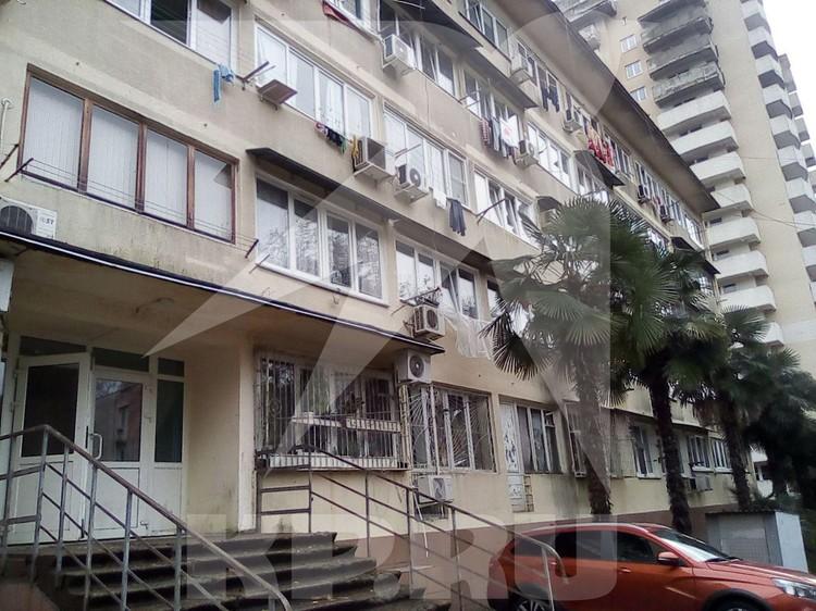 Общежитие, в котором в Сочи жила следовательница
