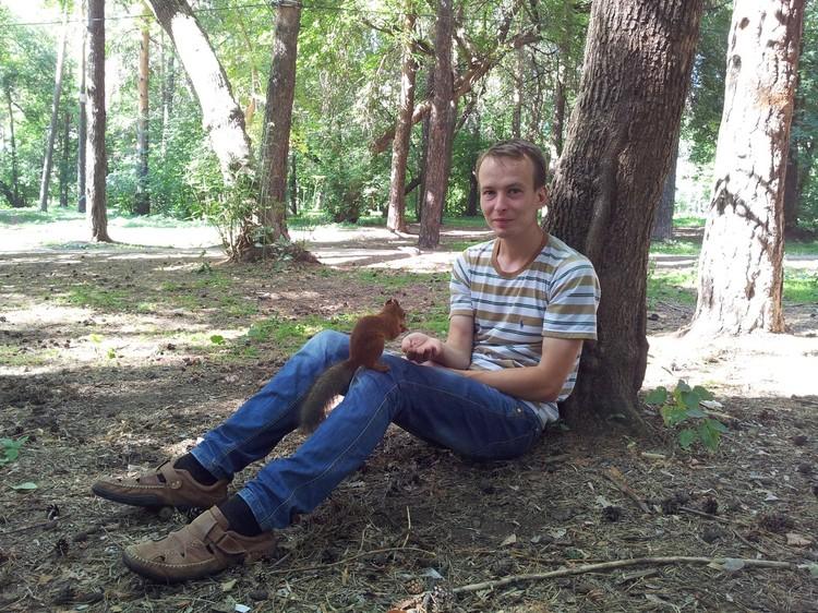 Алексей давно увлекается фотографией. На его странице «ВКонтакте» показаны его работы. В их числе и фотосессии на Уктусе. Фото: СОЦСЕТИ