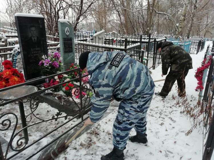 Фото: пресс-служба Росгвардии Татарстана