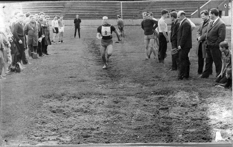 Чекисты сдают нормативы, 1965 год Фото: предоставлено пресс-службой УФСБ по Красноярскому краю