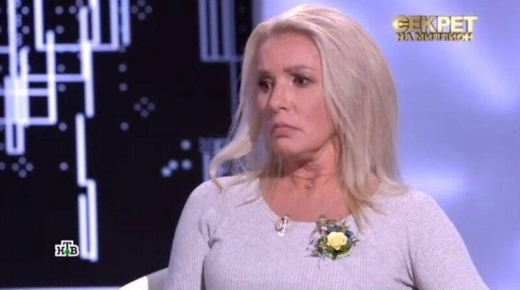 Ирина Лобачева в эфире НТВ