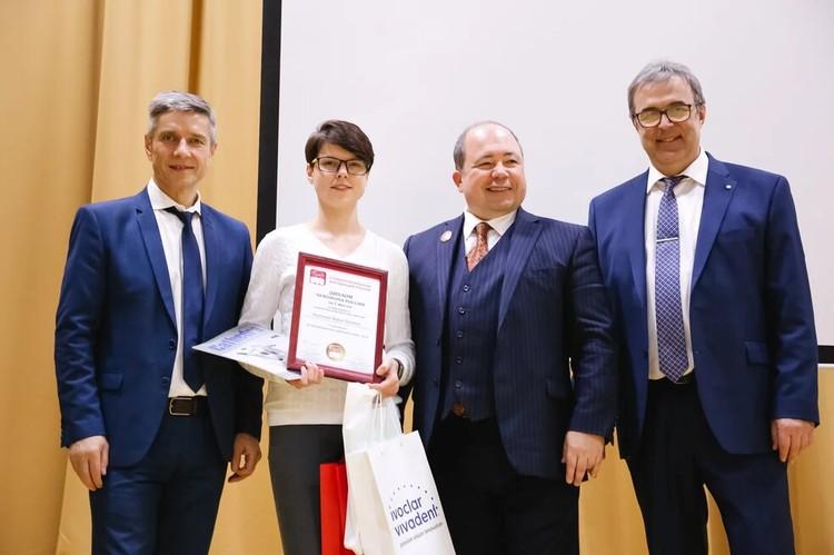 Победителем чемпионата России по эстетической реставрации стала Мария Бессонова из Рязани