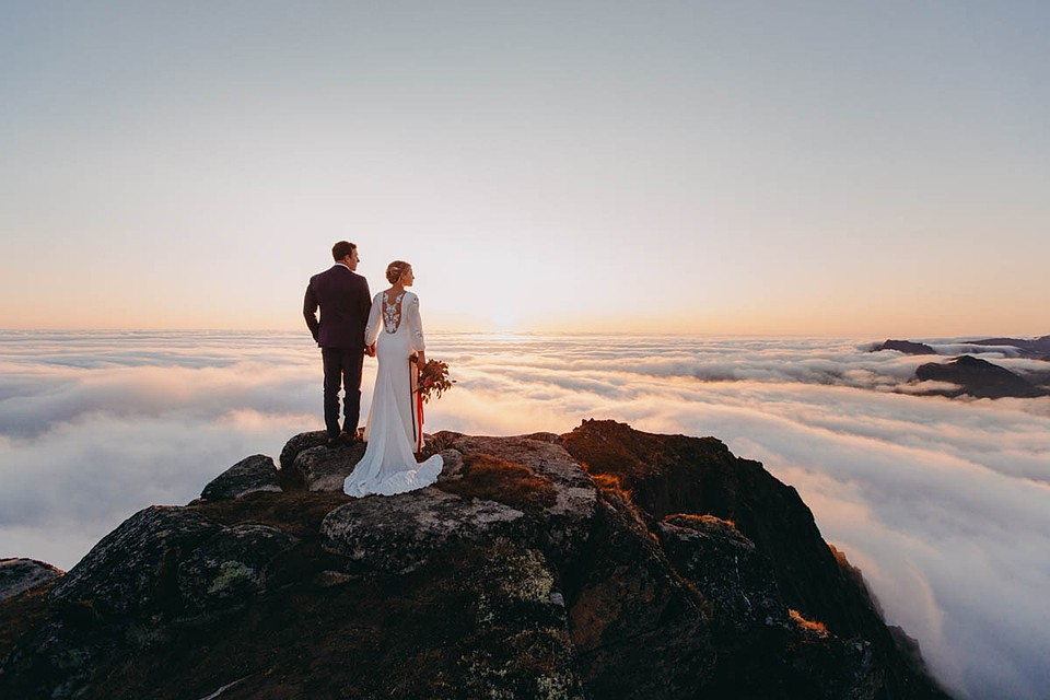 Фото: Christin Eide \ International Wedding Photographer of the Year