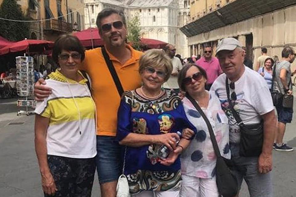 Вовк и Куницын много путешествуют с друзьями. Фото: Личная страничка героя публикации в соцсети
