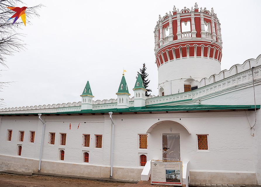 Стрелецкая караульня Надпрудной башни Фото: Михаил ФРОЛОВ