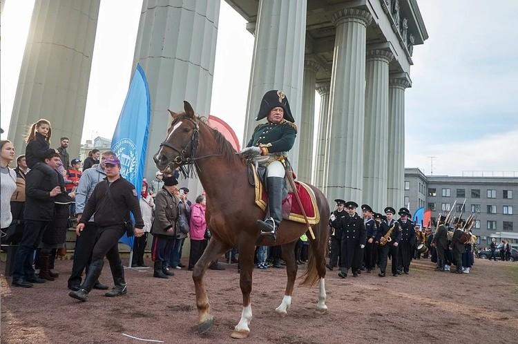 Соколов любил быть генералом Фото: Артем КИЛЬКИН