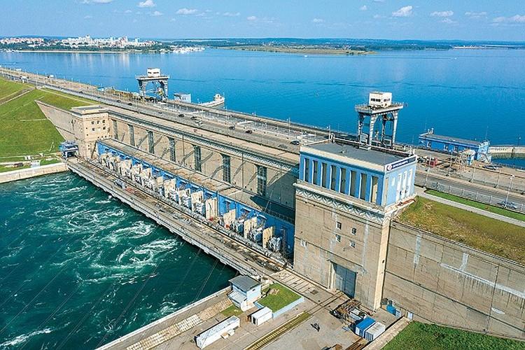 En+ дает новую жизнь сибирским гидроэлектростанциям. Фото: архив компании