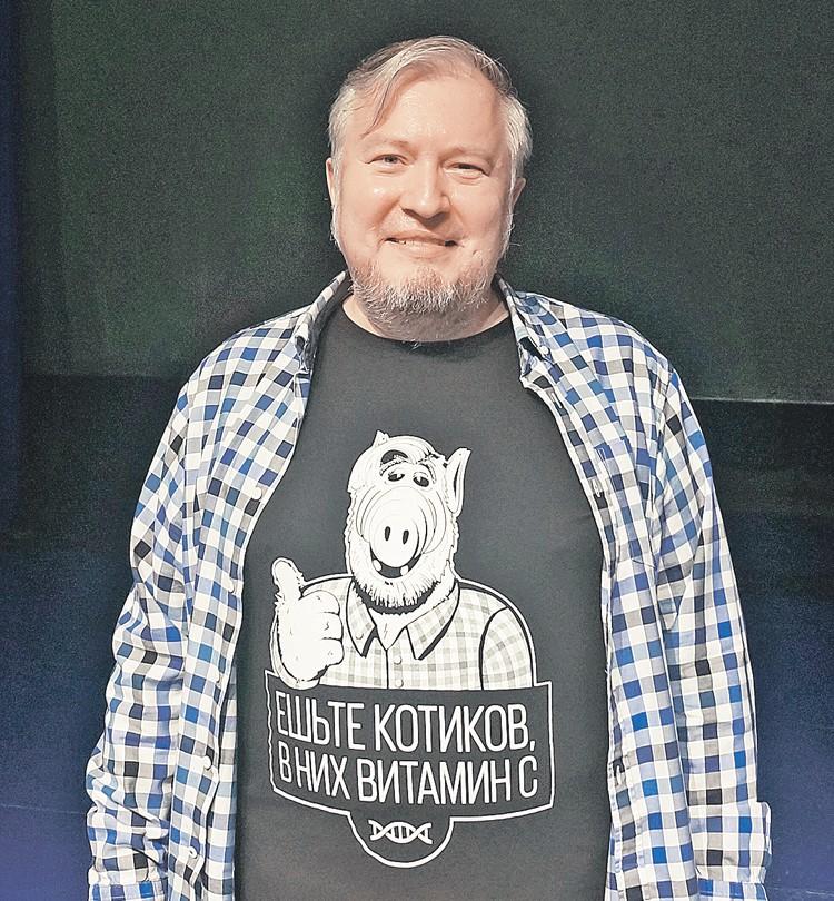 Alexey Vodovozov.  Photo: wikipedia.org
