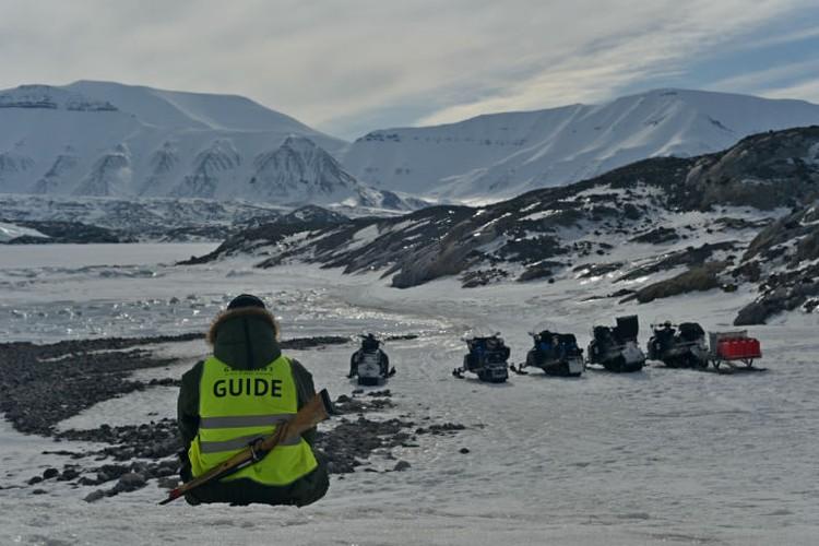 Поездки в Арктику - новый модный вид туризма, утверждает гид. Фото: личный архив.