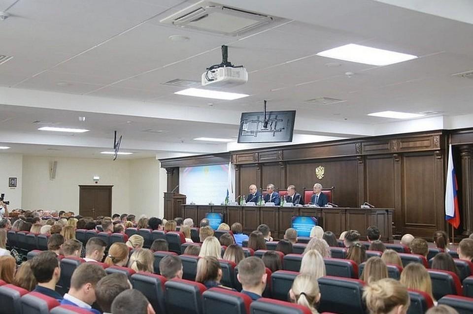 Восьмой кассационный суд начал работу в Кемерове. ФОТО: АКО