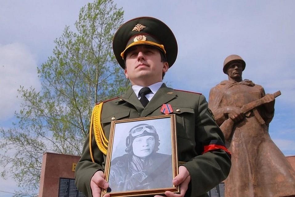 Вернулся с войны: в Кузбассе перезахоронили останки пропавшего в 1943 году летчика. ФОТО: АКО.