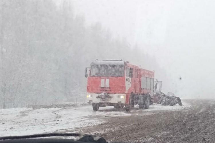 Авария вызвала бурное обсуждение в социальных сетях. ФОТО: Регион-52.