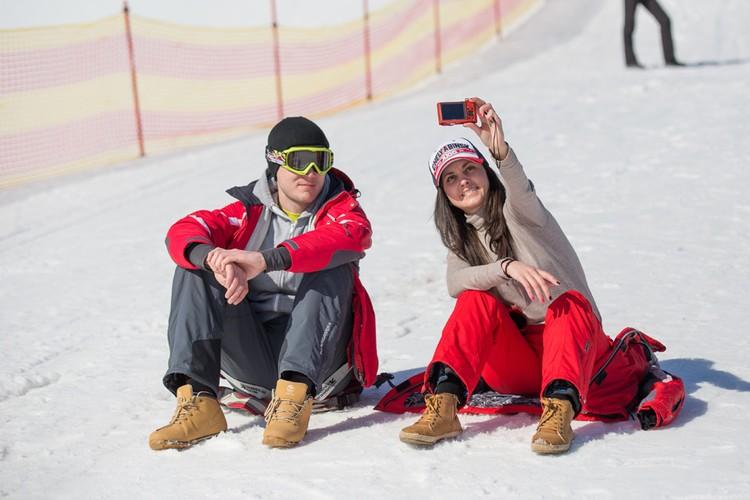 Провести зимние каникулы на одной из горнолыжек - отличная идея для активного отдыха.