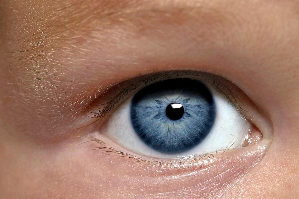 Об опыте реинкарнации может рассказать радужка глаз. Фото: GLOBAL LOOK PRESS