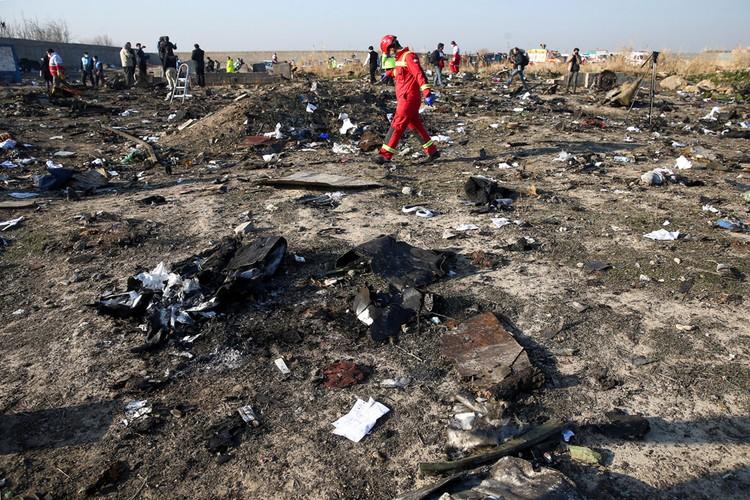 Спасатели не нашли ни одного выжившего в авиакатастрофе.