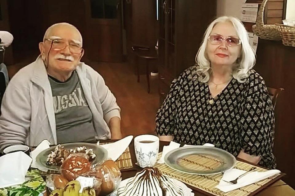 Армен Джигарханян с бывшей женой Татьяной Фото: СОЦСЕТИ