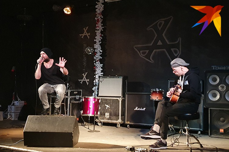 В Смоленске выступила группа MegaloMania Acoustic.