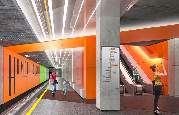 На станцию будут приезжать поезда Некрасовской и Большой кольцевой линий метро