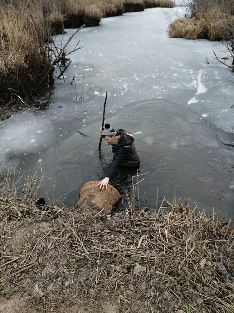 """Фото: поисковый отряд """"След"""". Больше недели волонтеры и МЧС искали пропавшего мужчину."""