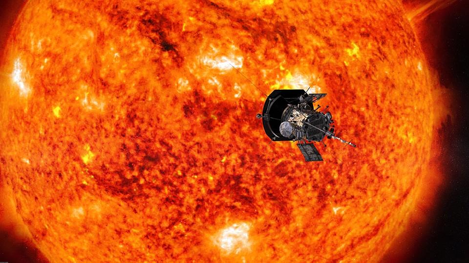 B августе 2018 года к Солнцу отправился аппарат «Паркер» Фото: EAST NEWS