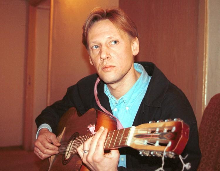 Дмитрий Харатьян в 1999 году.