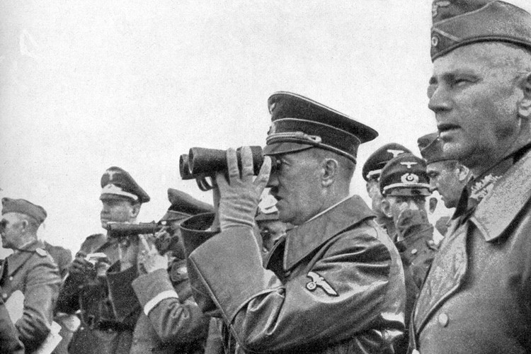 Германские войска начали операцию «Вайс» и вторглись на территорию Польши.